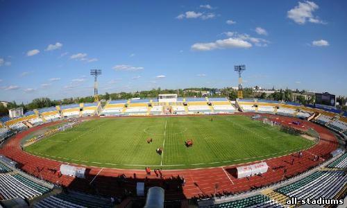 луганск фото стадион авангард